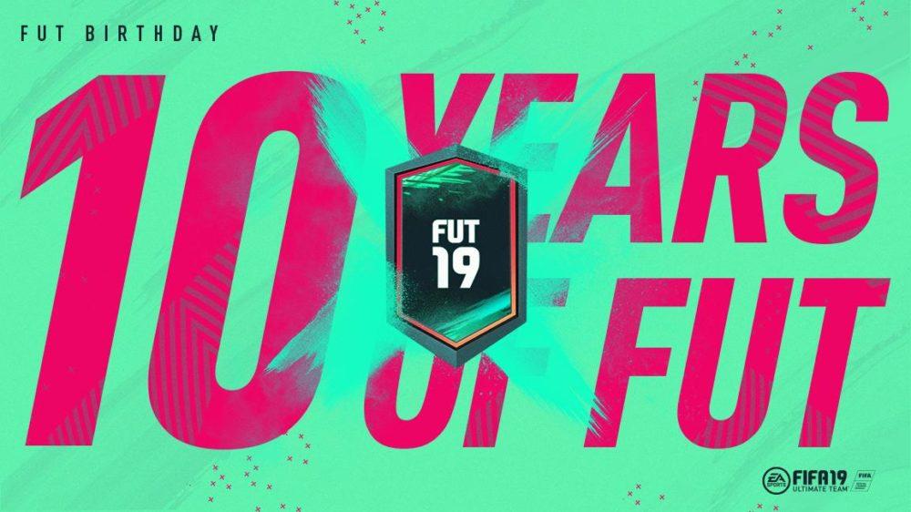 fut birthday, fifa 19, weekly objectives