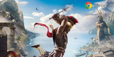 Assassin's Creed Odyssey, Stadia, Google