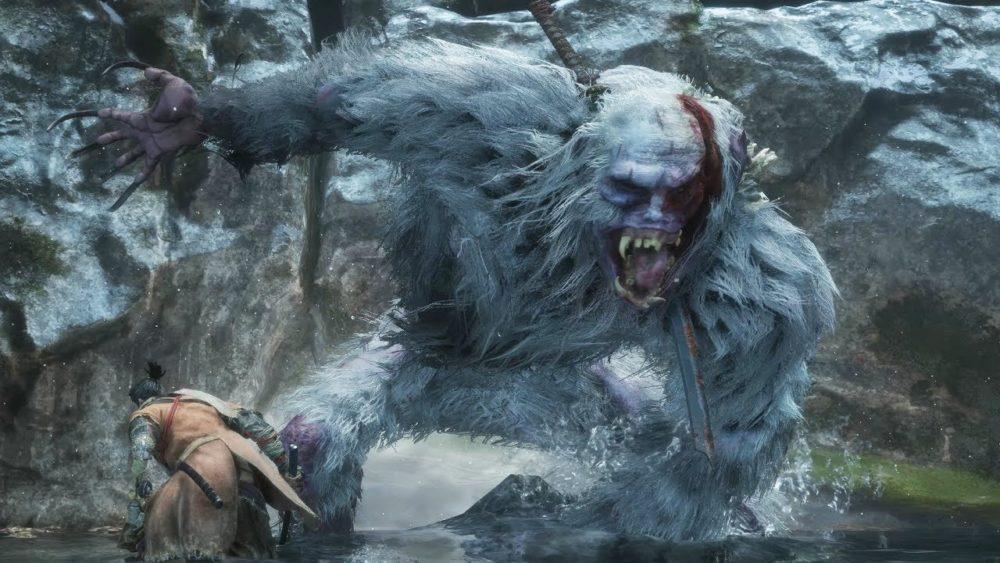 sekiro, guardian ape