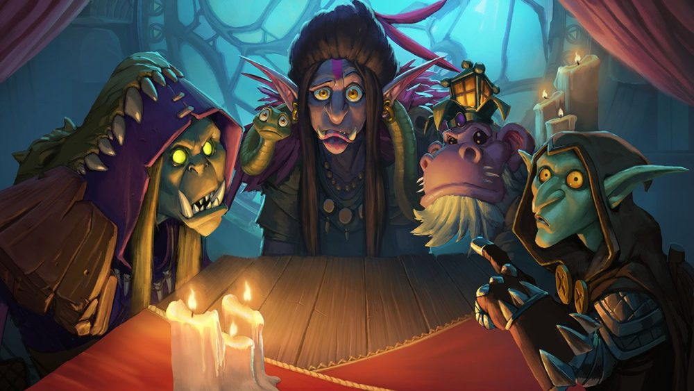 Hearthstone's Rise of Shadows