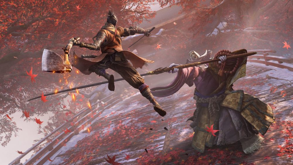 how to get all endings in Sekiro
