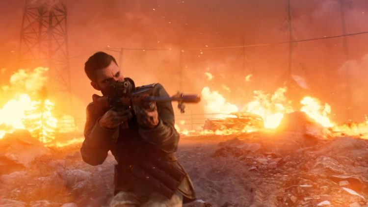 is battlefield v firestorm free to play