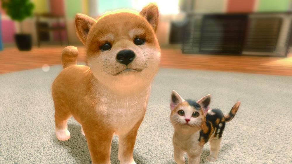 little friends: dogs and cats, nintendogs