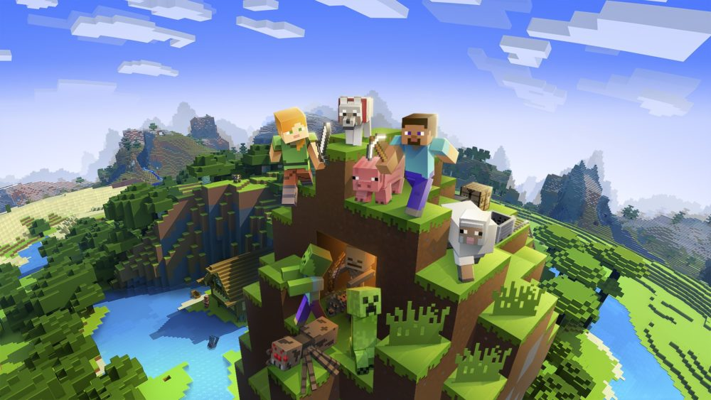 Xbox Game Pass, Minecraft