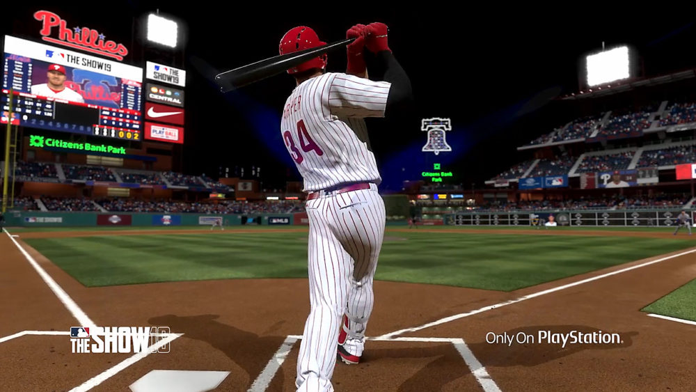 pre pitch camera, mlb the show 19, turn off