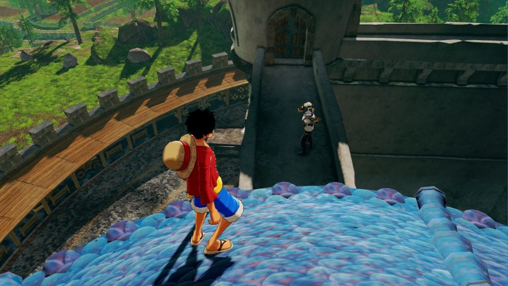 one piece world seeker, stealth, takedowns, how to do,