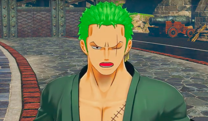 One Piece: World Seeker, How to Find Zoro