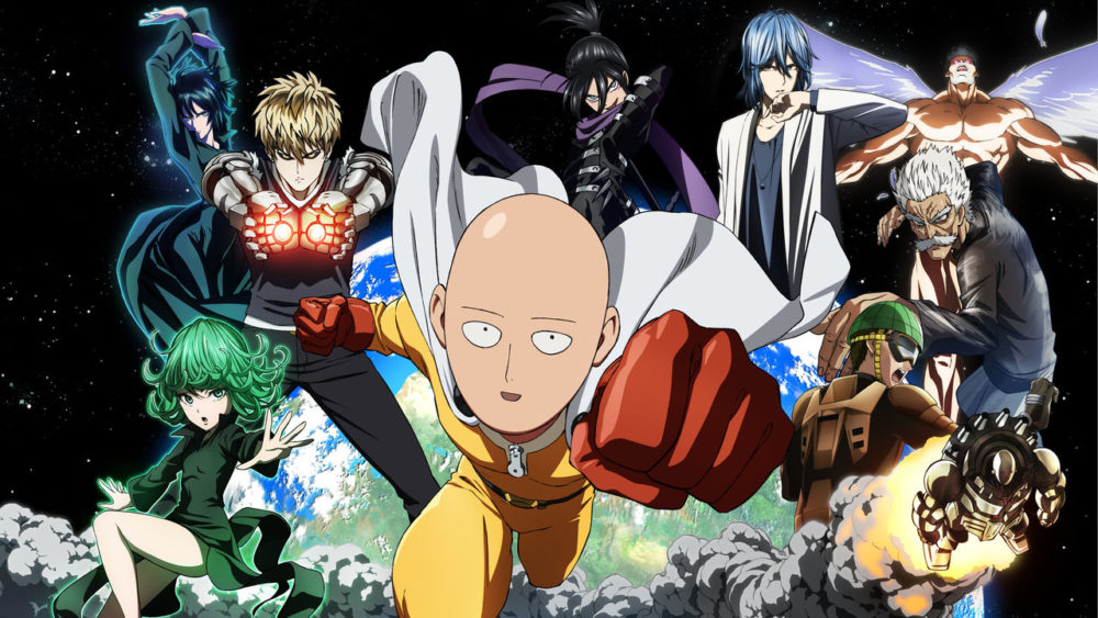 One Punch Man Season 2 S Bad Animation Comes With A Silver Lining