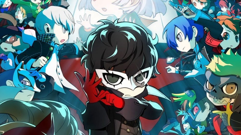 Persona Q2: New Cinema Labyrinth Shows its Cast in New Story Trailer