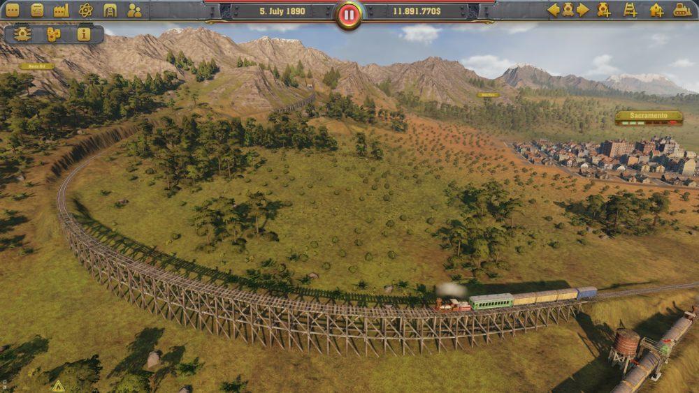 Railway Empire, Cheats