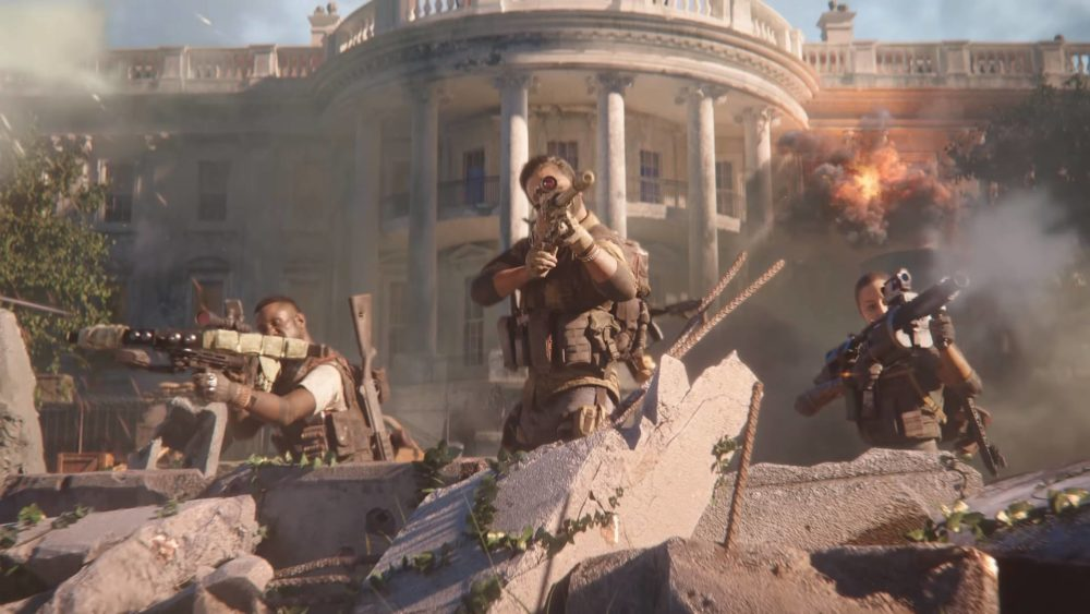 The Division 2 Including New Problem Mode And World Tier Quickly