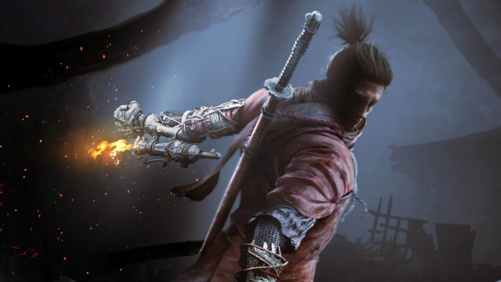 sekiro, shadows die twice, fromsoftware, souls, dark souls, every way isn't a souls game