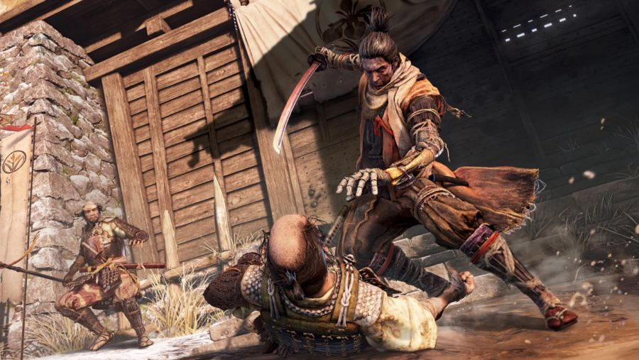 sekiro, shadows die twice, attack power, how to, raise, level up, stat