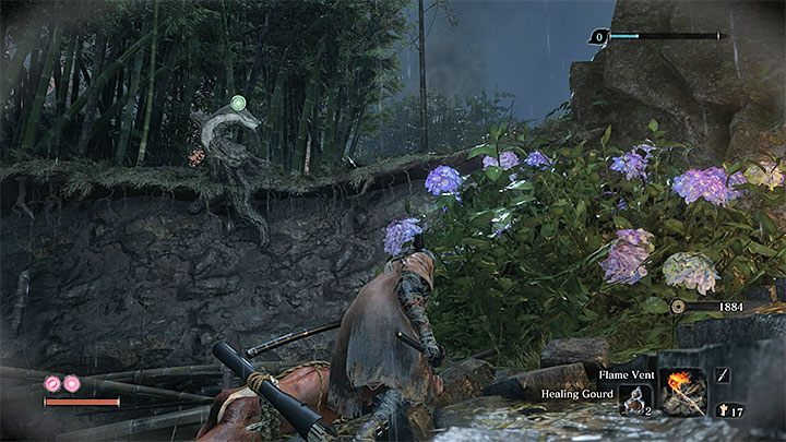 sekiro, shadows die twice, mist raven feathers, mist raven tool, how to get, whre to find, what they do
