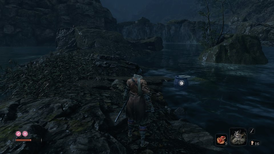 sekiro, shadows die twice, truly precious bait, how to get, how to use, what it does, pot nobles