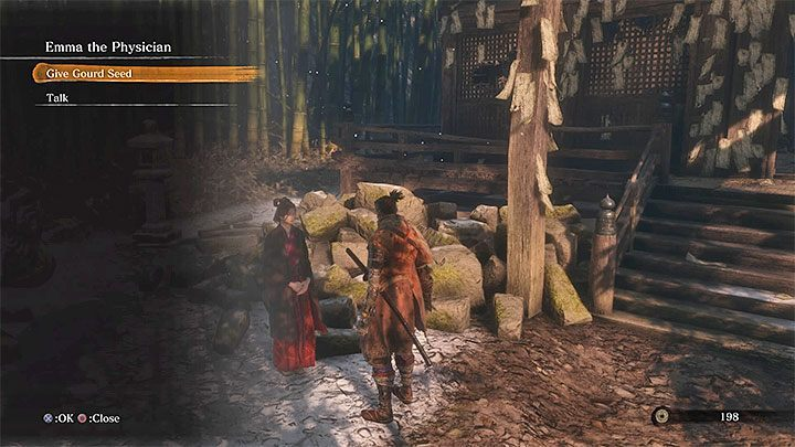 sekiro, shadows die twice, gourd seeds, all, locations, how to get, how to find