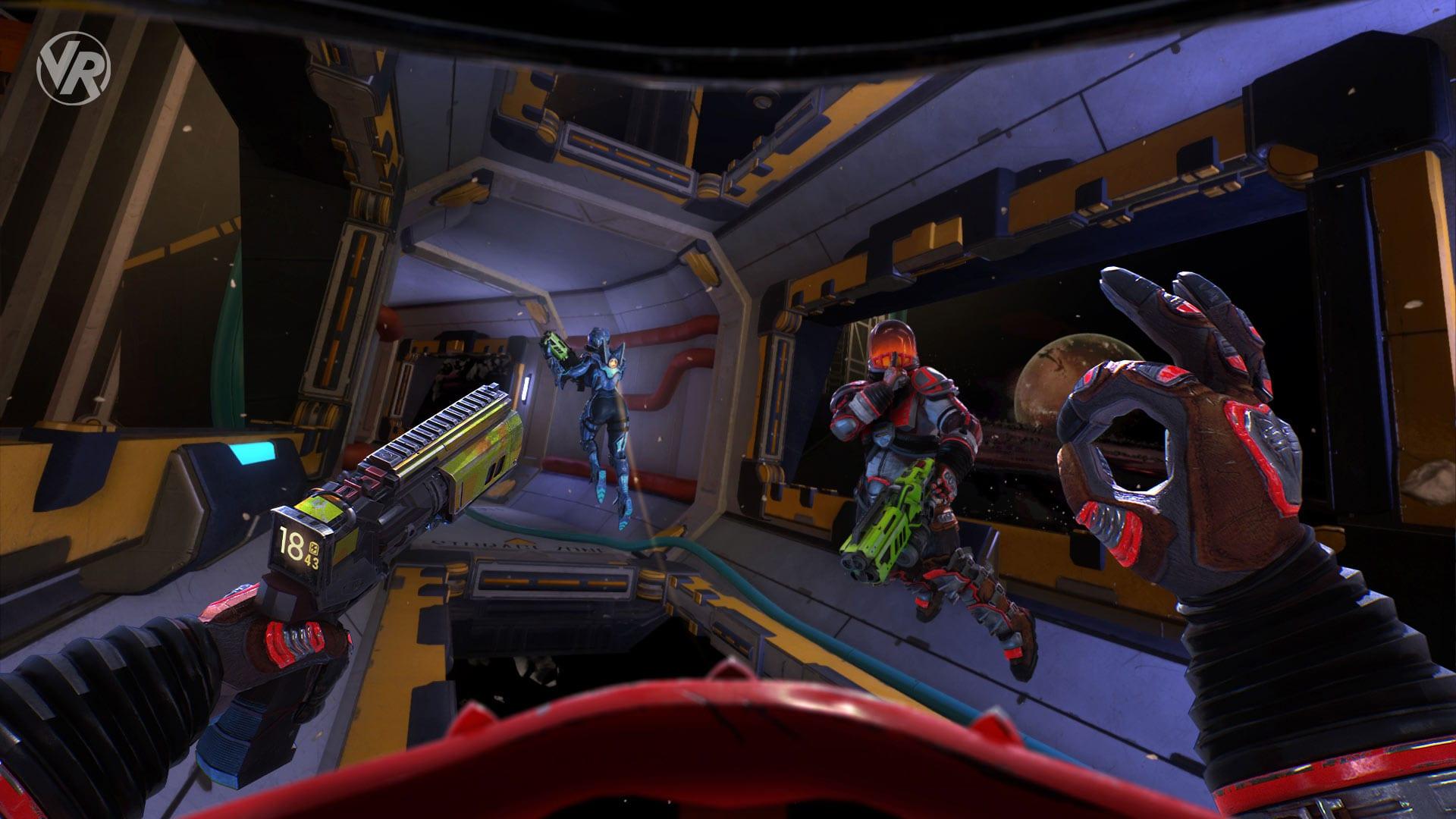 space junkies, vr, PSVR, HTC Vive, Oculus Rift