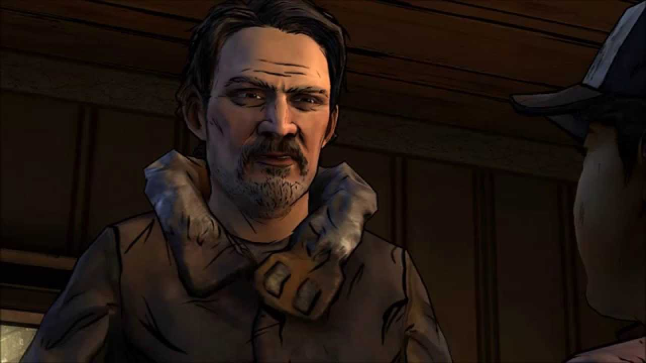 Telltale's The Walking Dead, Carver, Unforgettable Moments