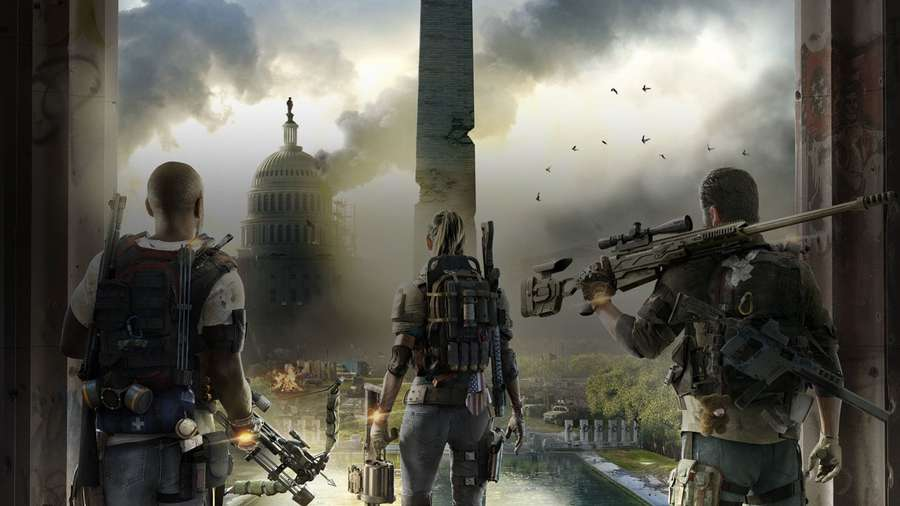the division 2, can you play offline