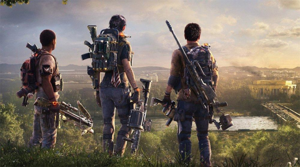 unlock strongholds, the division 2