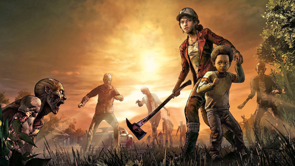 the walking dead, unforgettable moments, best video game stories