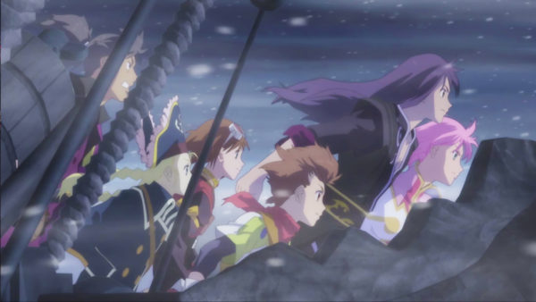 Tales of Vesperia, great steam games of 2019