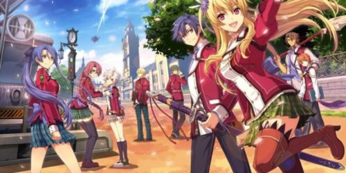 the legend of heroes, trails of cold steel, voice actors, voice cast, characters, rean schwarzer