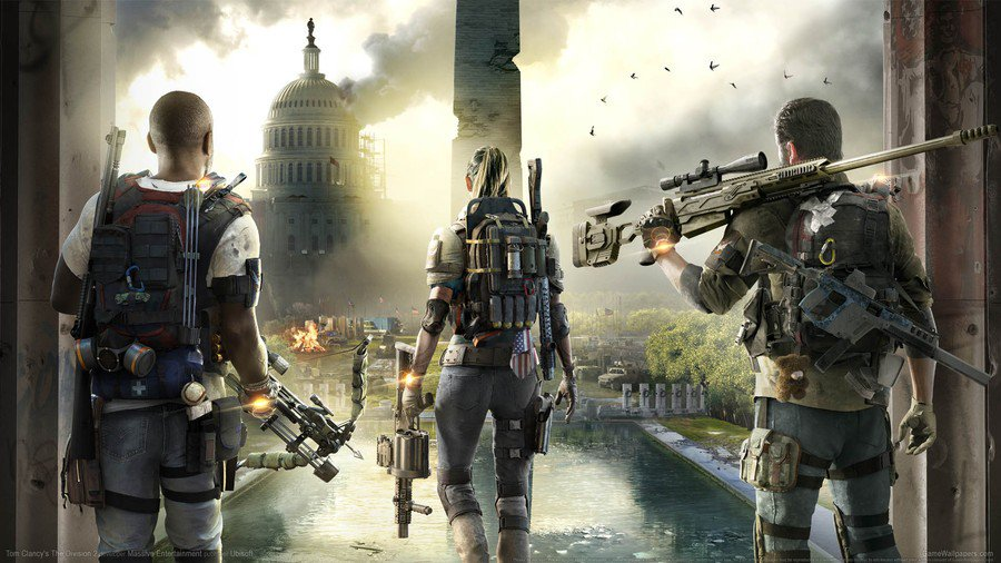 The Division 2 crossplay cross platform play
