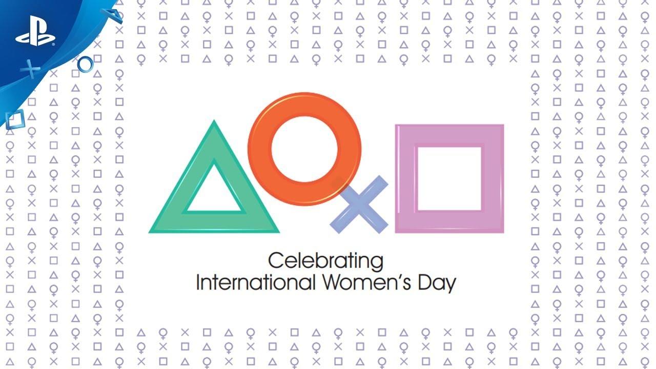 sony, international women's day