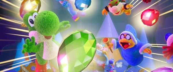 yoshi's crafted world, yoshi games, ranked