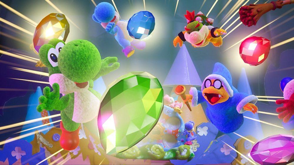 yoshi's crafted world, yoshi games, ranked