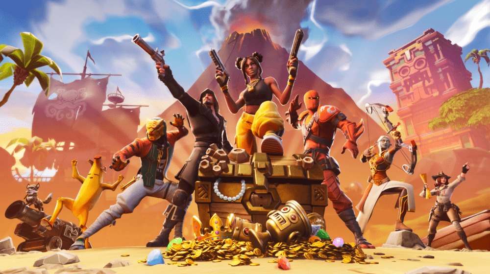 Fortnite Teaster Image Warns That Ruin Is Coming