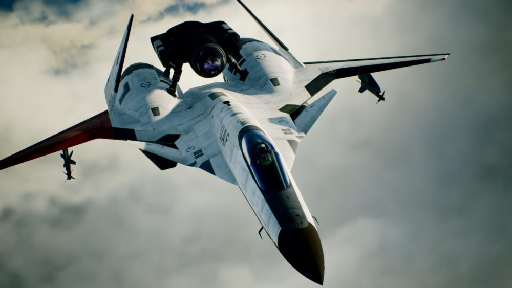 Ace Combat 7: Skies Unknown Reveals DLC Aircraft and Release
