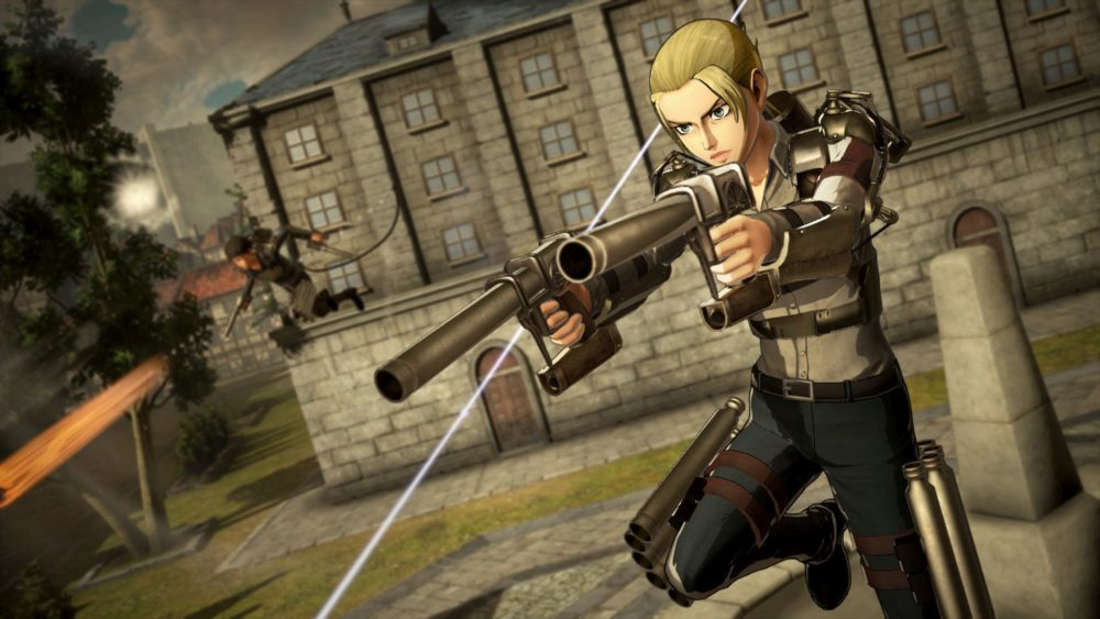 Attack on Titan 2: Final Battle Getting a Demo in Japan