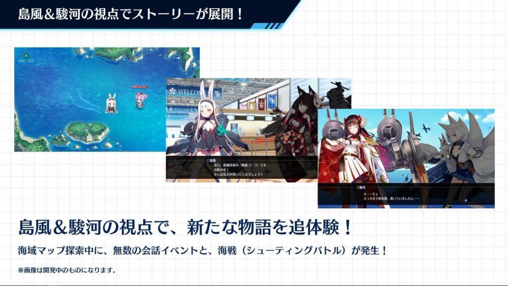 """Game Azur Lane: Crosswave Luncurkan 2 """"Gadis Kapal"""" Terbaru"""