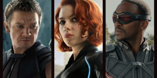 avengers: endgame, mcu, marvel characters, standalone films