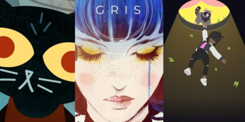 short video games, gris, firewatch, night in the woods