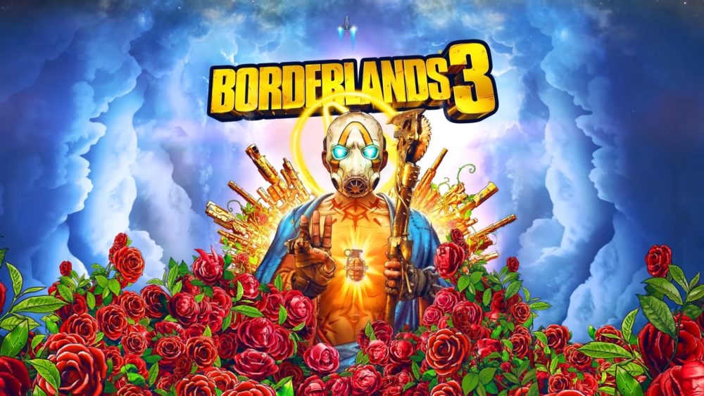 borderlands 3, cross-play