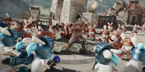 rabbids, for honor, april fool's prank, joke, ubisoft