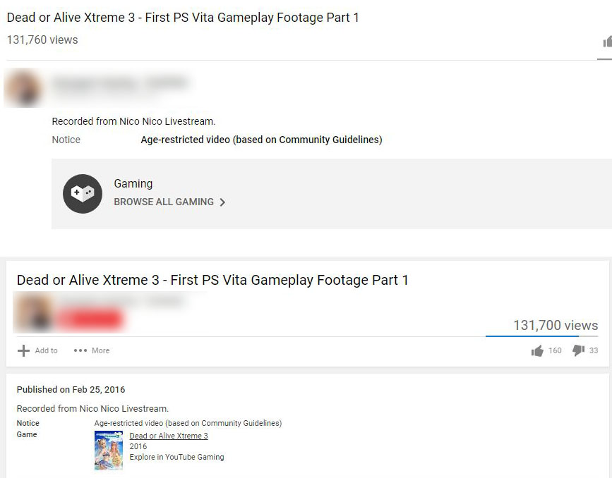 Dead Or Alive Xtreme 3 YouTube