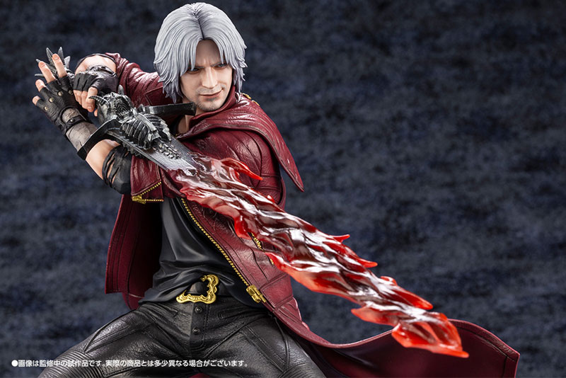 Devil May Cry 5 Figure