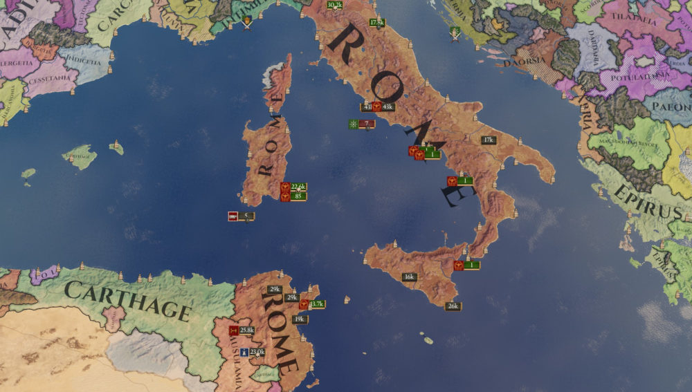 Imperator Rome: How to Colonize