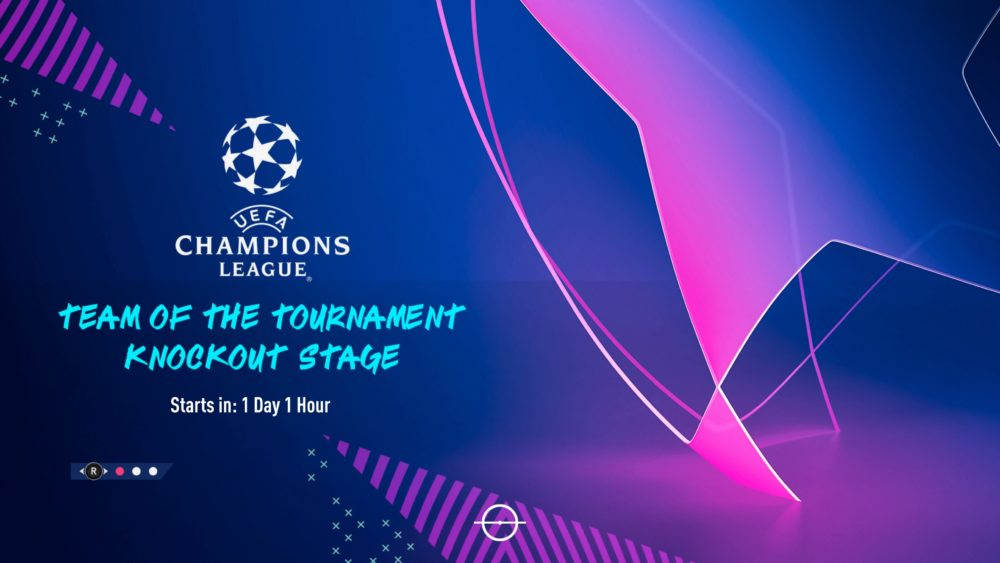 fifa 19, team of the knockout stage predictions