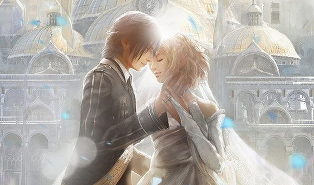 Final Fantasy Xv Gets Moving Art With Noctis And Luna As
