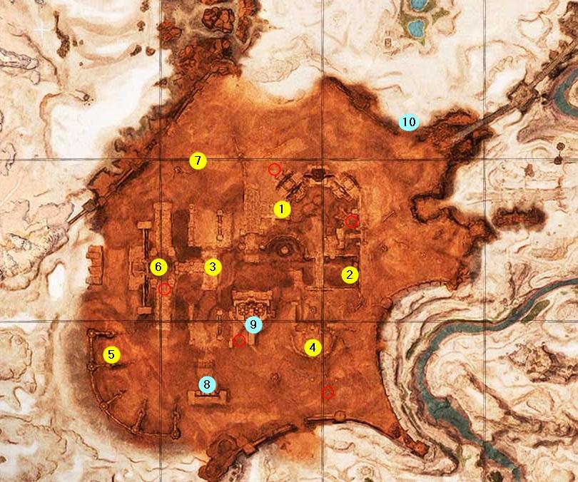 Conan exiles unnamed city