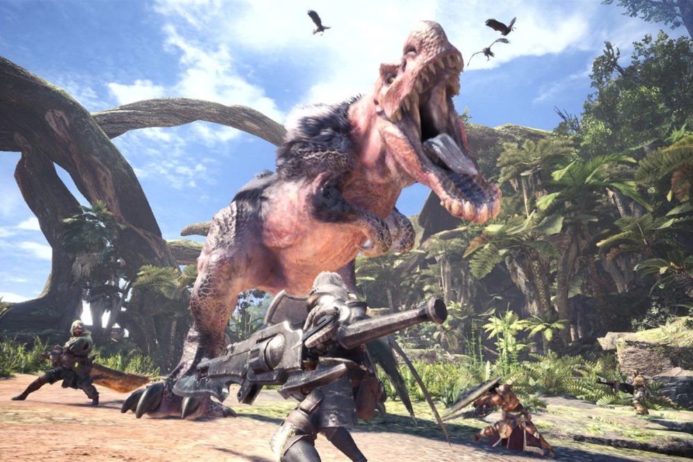 Xbox Game Pass Bringing Monster Hunter World, Prey and More to the Service Soon