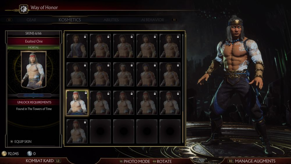 mortal kombat 11, fire god liu kang, skin, how to get
