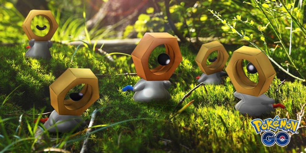 Pokemon GO, Meltan