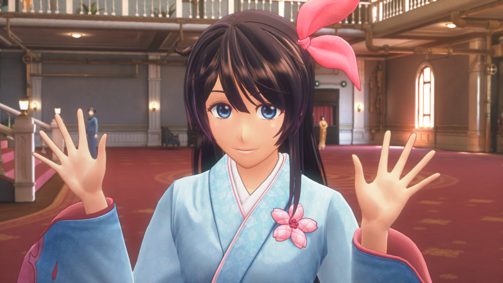 Project Sakura Wars