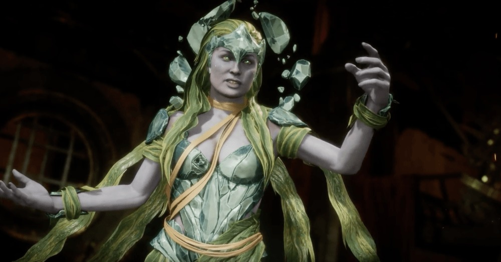 Mortal Kombat 11's Newest Fighter, Cetrion, Revealed in Latest Trailer